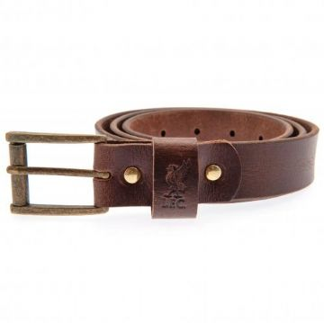Liverpool FC Leather Belt (Medium)